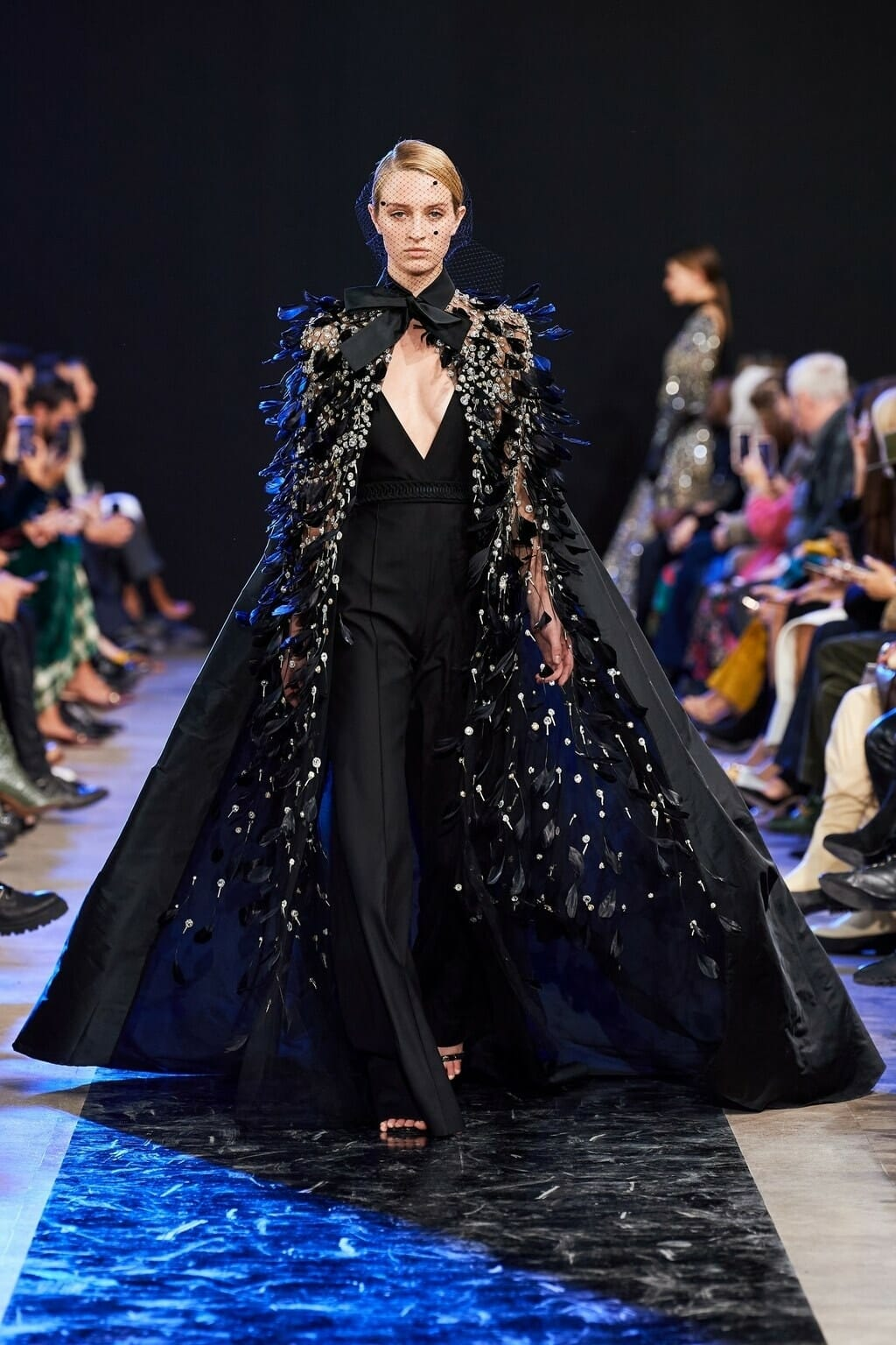 Elie Saab Fall-Winter 2020-2021 Paris. RUNWAY MAGAZINE ® Collections. RUNWAY NOW / RUNWAY NEW