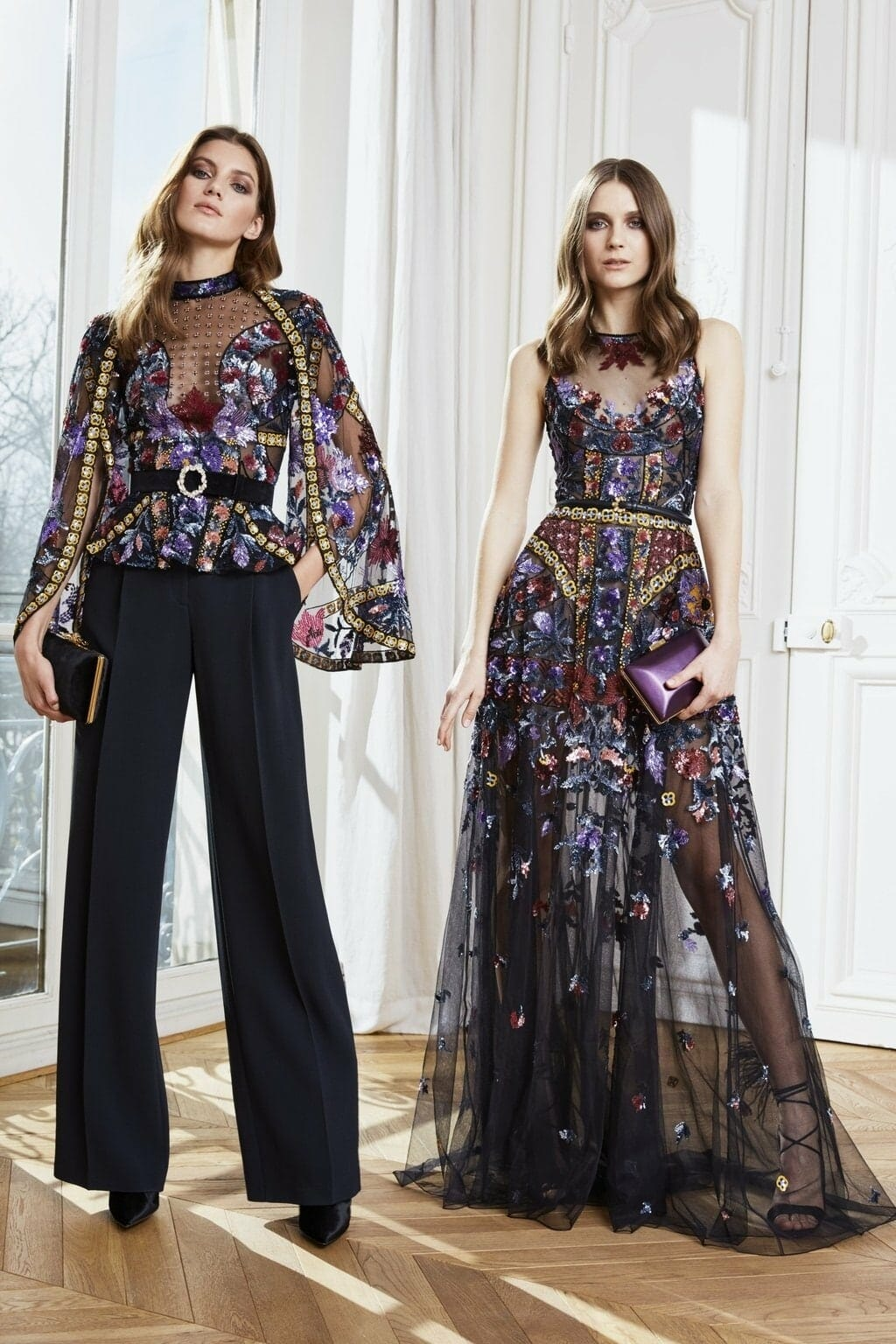 Zuhair Murad Fall-Winter 2020-2021 Paris. RUNWAY MAGAZINE ® Collections. RUNWAY NOW / RUNWAY NEW