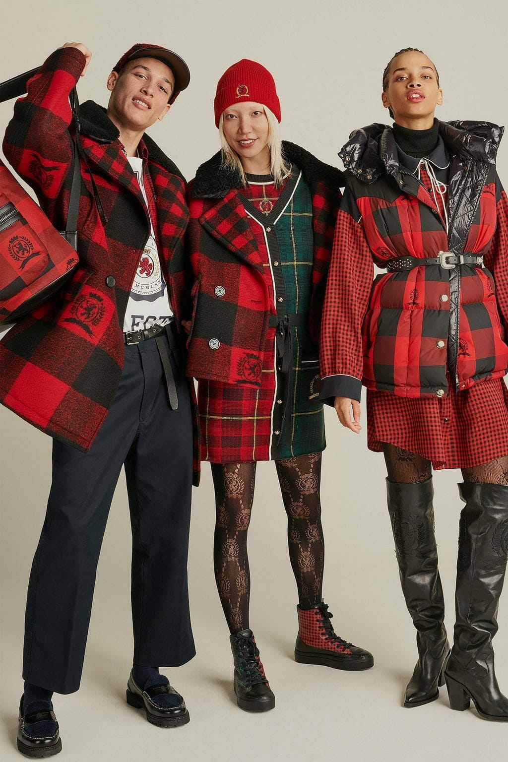 Tommy Hilfiger Fall-Winter 2020-2021 New York Ready-to-Wear. RUNWAY MAGAZINE ® Collections. RUNWAY NOW / RUNWAY NEW