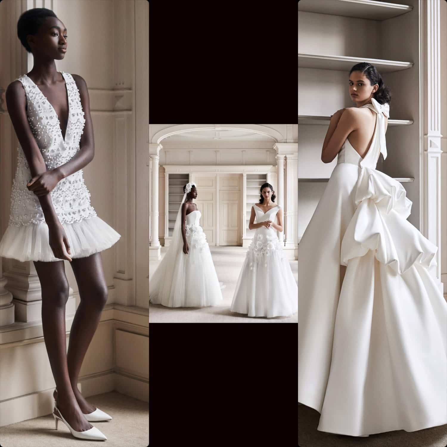 Viktor&Rolf Bridal Spring Summer 2021 New York. RUNWAY MAGAZINE ® Collections. RUNWAY NOW / RUNWAY NEW