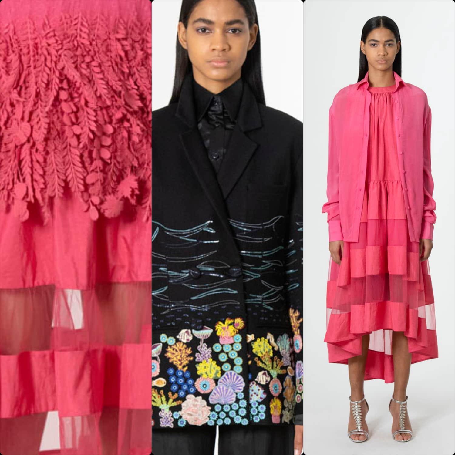 Rahul Mishra Fall-Winter 2020-2021. RUNWAY MAGAZINE ® Collections. RUNWAY NOW / RUNWAY NEW
