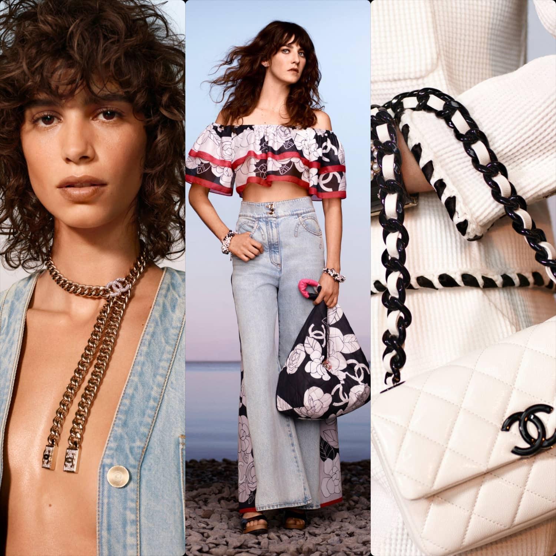 Chanel Cruise 2021 Paris. Resort Collection. RUNWAY MAGAZINE ® Collections. RUNWAY NOW / RUNWAY NEW