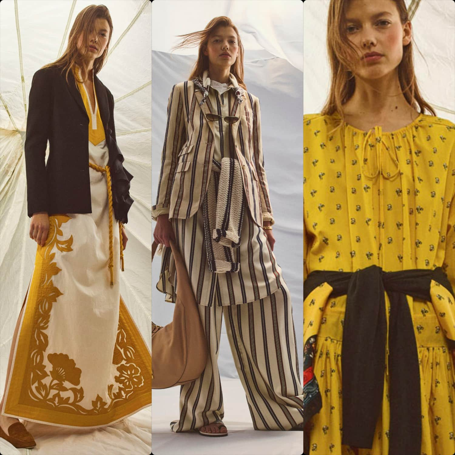 Tory Burch Pre-Fall 2020 New York. RUNWAY MAGAZINE ® Collections. RUNWAY NOW / RUNWAY NEW