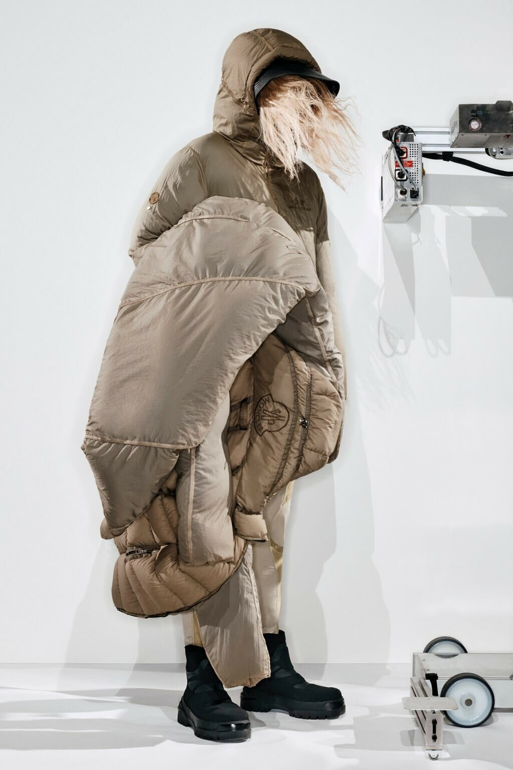 Moncler 6 1017 Alyx 9SM Fall-Winter 2020-2021 Milan. RUNWAY MAGAZINE ® Collections. RUNWAY NOW / RUNWAY NEW