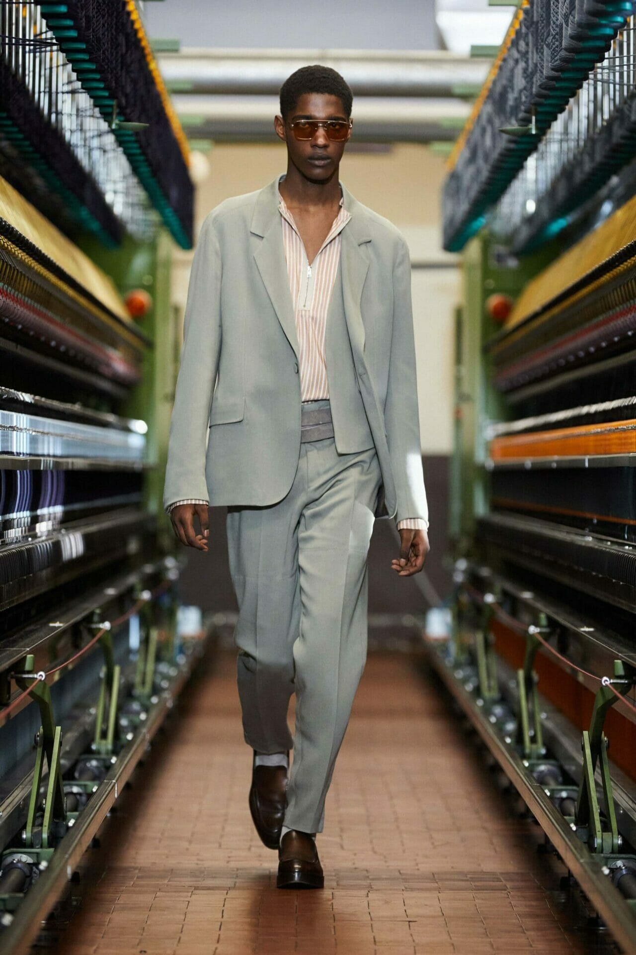 Ermenegildo Zegna Spring Summer 2021 collection – 110th anniversary. RUNWAY MAGAZINE ® Collections. RUNWAY NOW / RUNWAY NEW