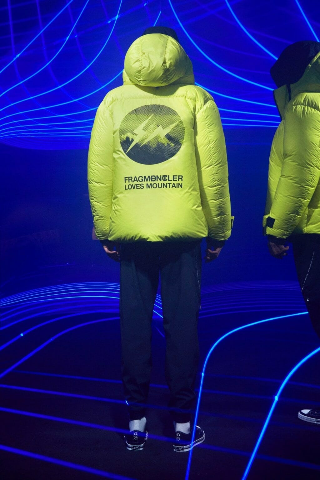 Moncler 7 Fragment Hiroshi Fujiwara Fall-Winter 2020-2021 Milan. RUNWAY MAGAZINE ® Collections. RUNWAY NOW / RUNWAY NEW