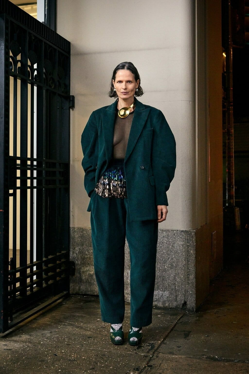 Rachel Comey Fall-Winter 2020-2021 New York. RUNWAY MAGAZINE ® Collections. RUNWAY NOW / RUNWAY NEW