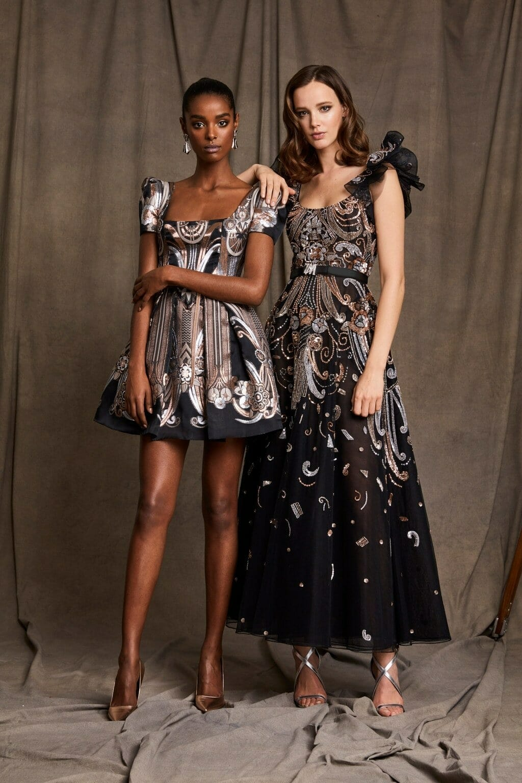 Zuhair Murad Pre-Fall 2020 Paris. RUNWAY MAGAZINE ® Collections. RUNWAY NOW / RUNWAY NEW