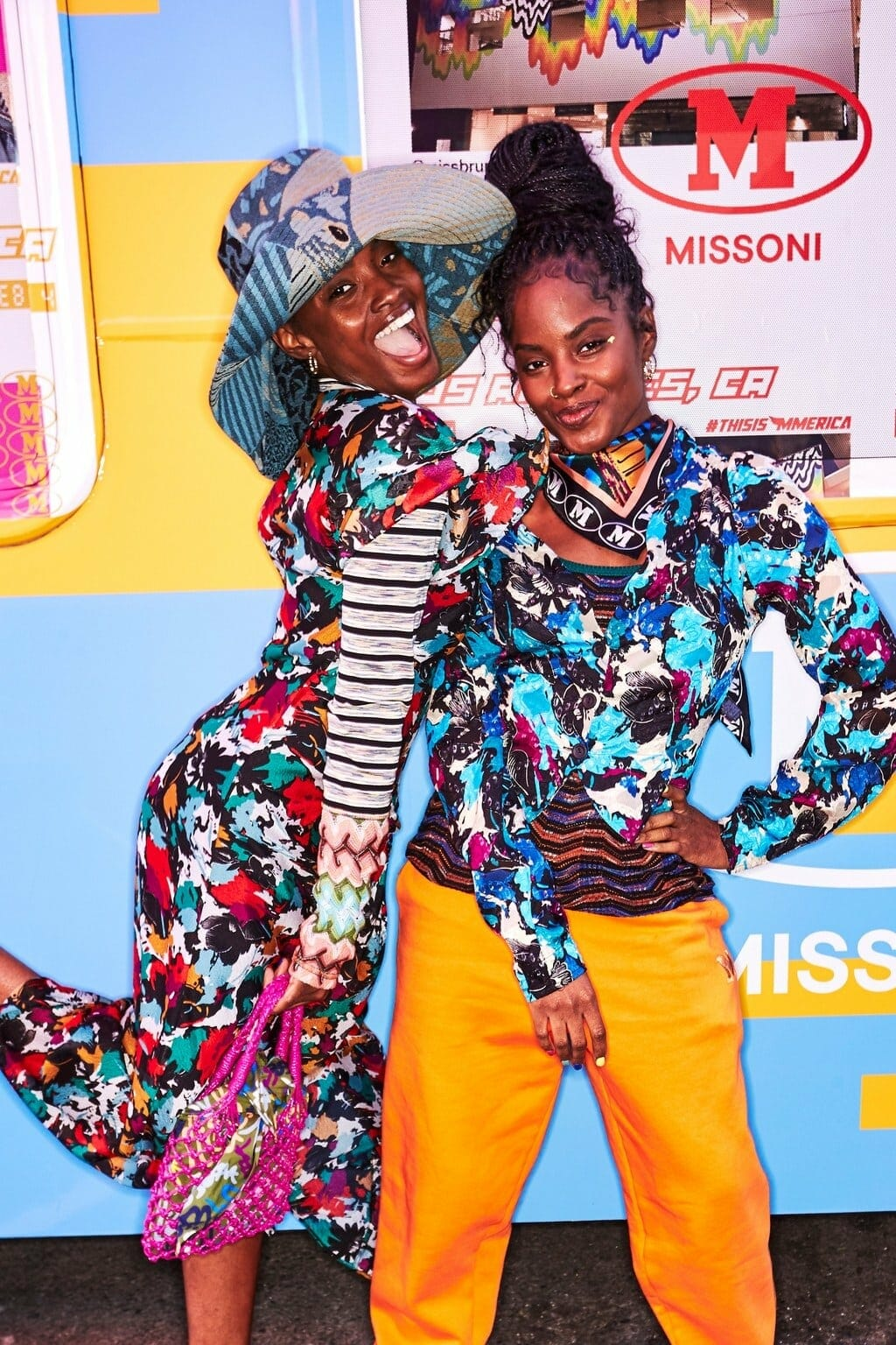 M Missoni Fall-Winter 2020-2021 Los Angeles. RUNWAY MAGAZINE ® Collections. RUNWAY NOW / RUNWAY NEW