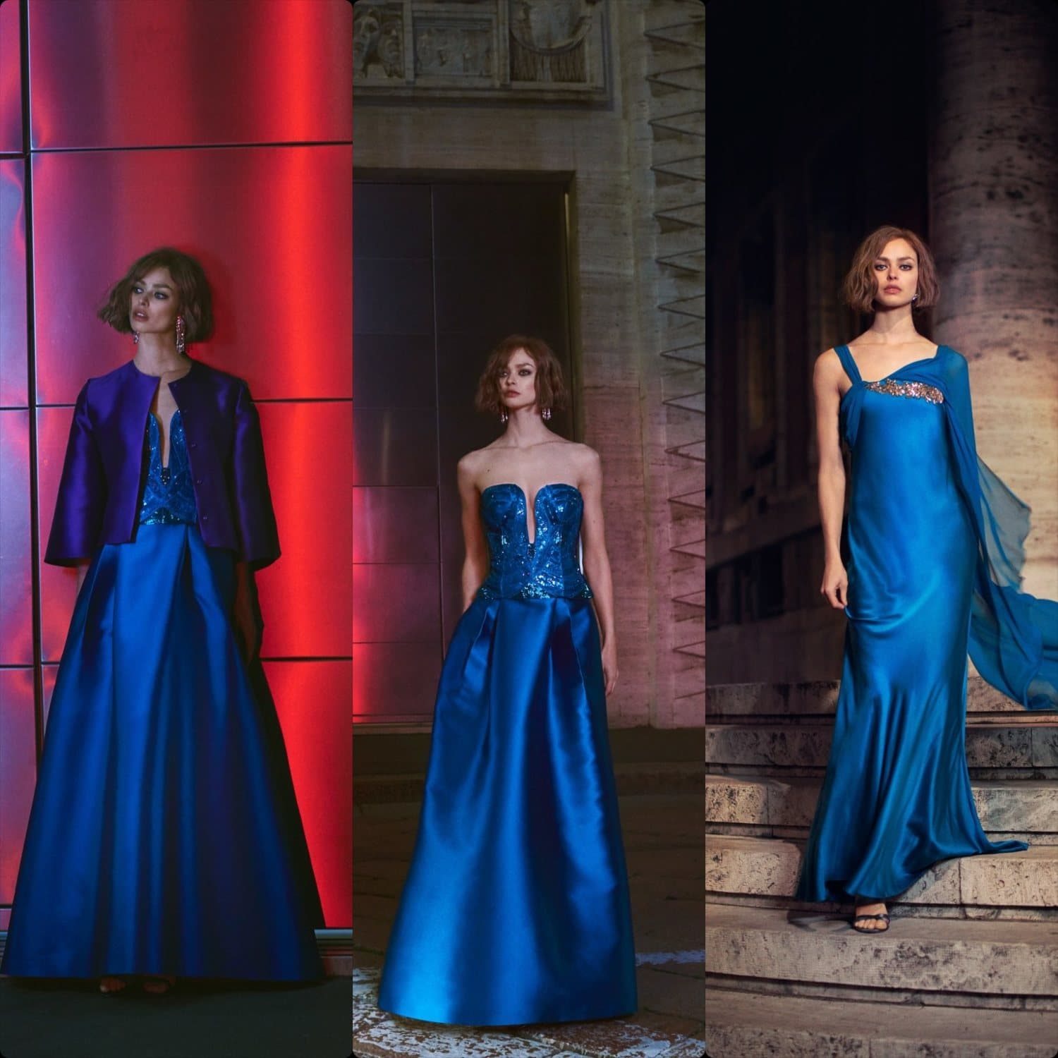 Alberta Ferretti Limited Edition Haute Couture Spring Summer 2020 Paris Fashion Week. RUNWAY MAGAZINE ® Collections. RUNWAY NOW / RUNWAY NEW