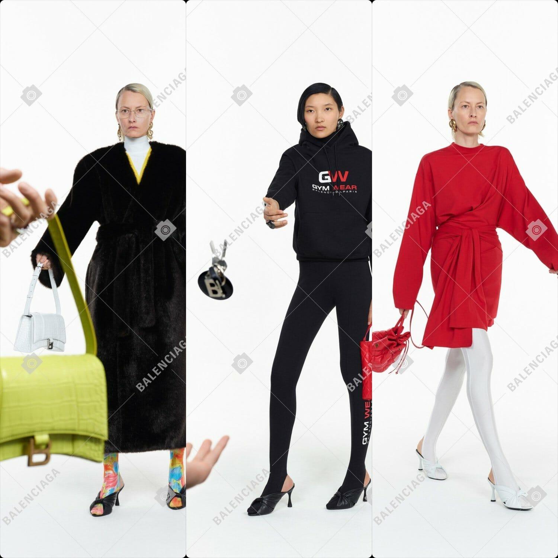 Balenciaga Pre-Fall 2020 Paris. RUNWAY MAGAZINE ® Collections. RUNWAY NOW / RUNWAY NEW