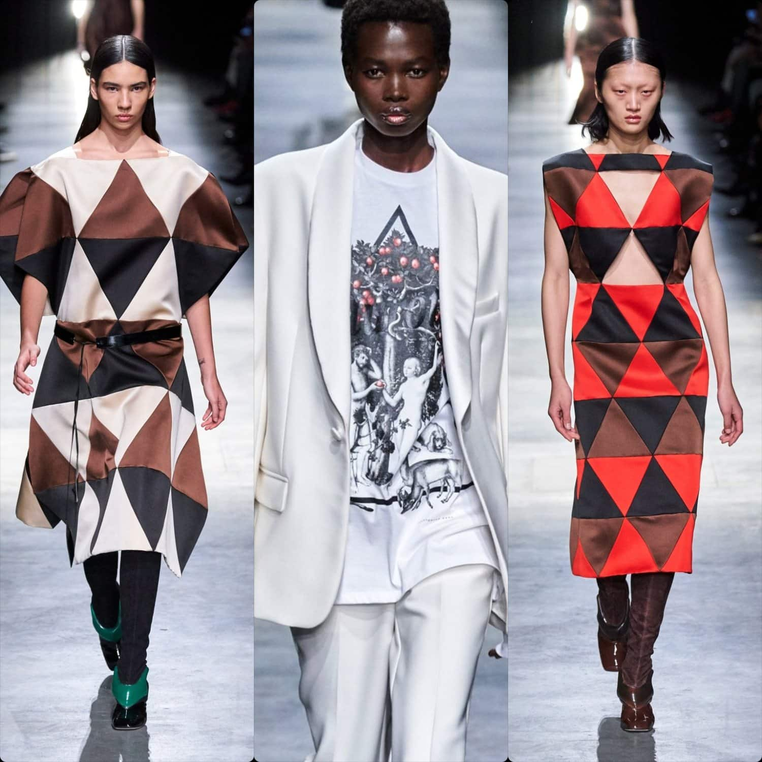 Christopher Kane Fall-Winter 2020-2021 London. RUNWAY MAGAZINE ® Collections. RUNWAY NOW / RUNWAY NEW