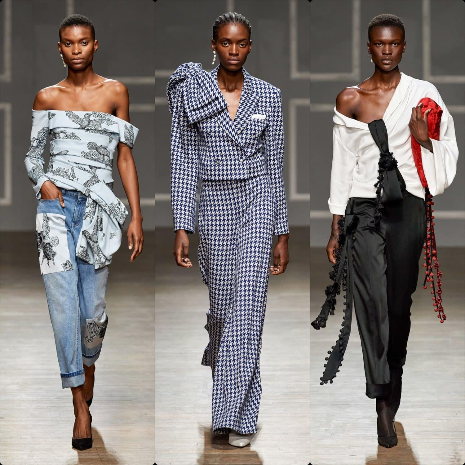Hellessy Fall-Winter 2020-2021 New York. RUNWAY MAGAZINE ® Collections. RUNWAY NOW / RUNWAY NEW