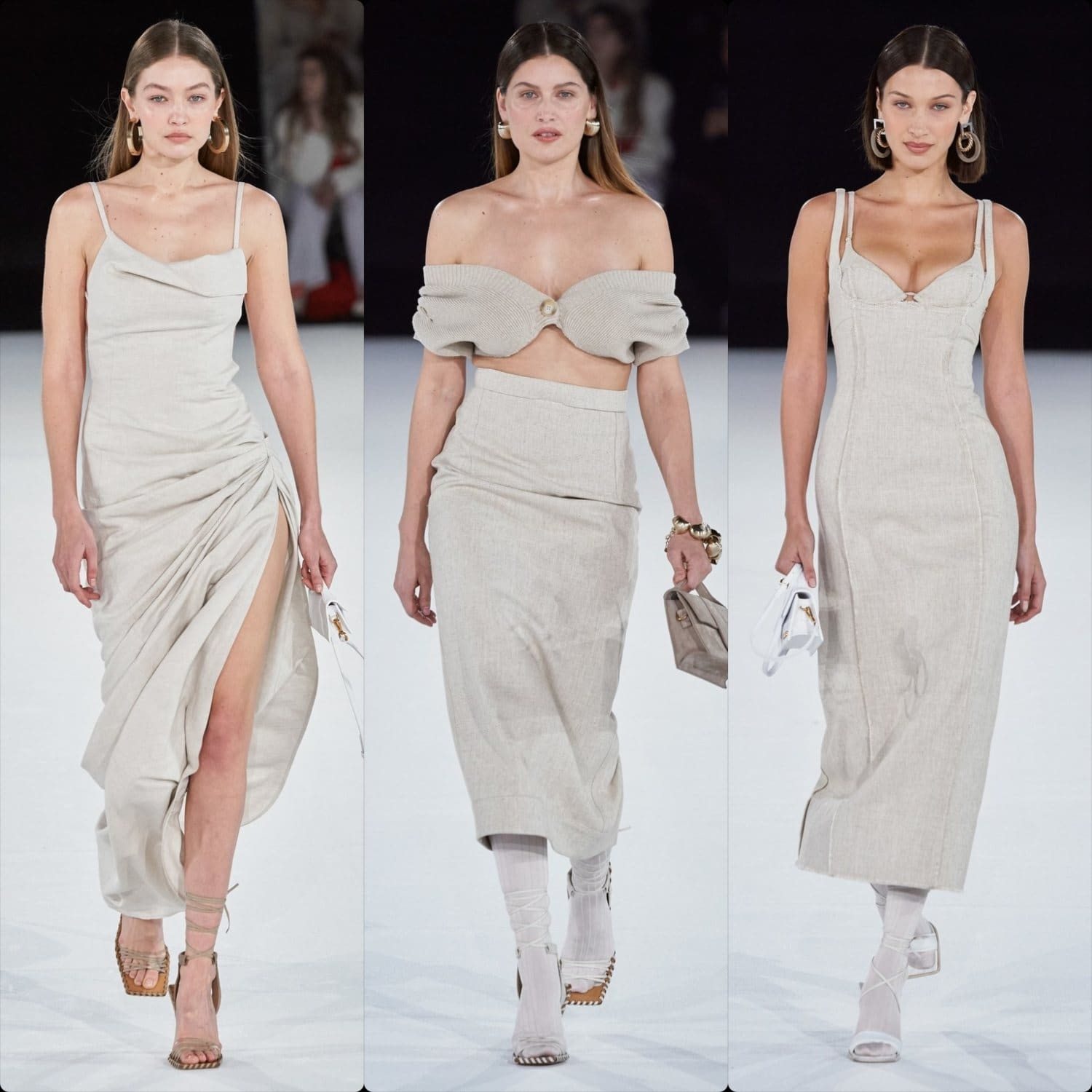 Jacquemus Fall-Winter 2020-2021 Paris Fashion Week. RUNWAY MAGAZINE ® Collections. RUNWAY NOW / RUNWAY NEW