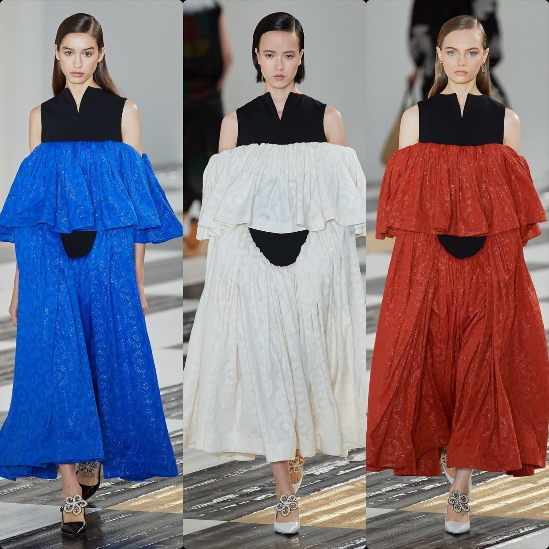 Loewe Fall-Winter 2020-2021 Paris. RUNWAY MAGAZINE ® Collections. RUNWAY NOW / RUNWAY NEW