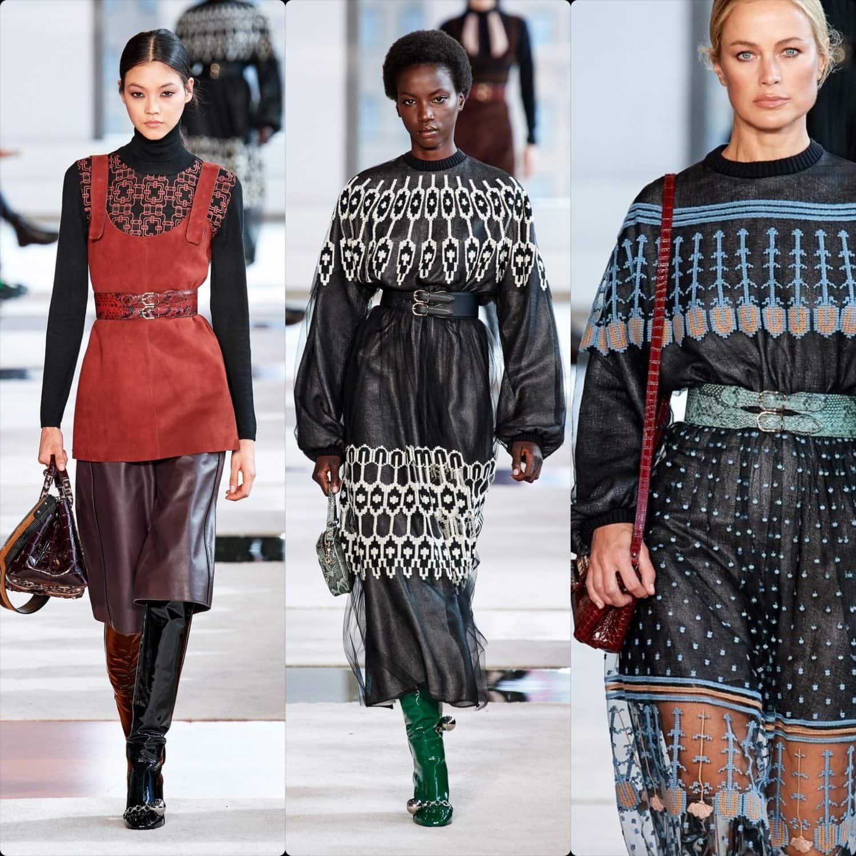 Longchamp Fall-Winter 2020-2021 New York. RUNWAY MAGAZINE ® Collections. RUNWAY NOW / RUNWAY NEW