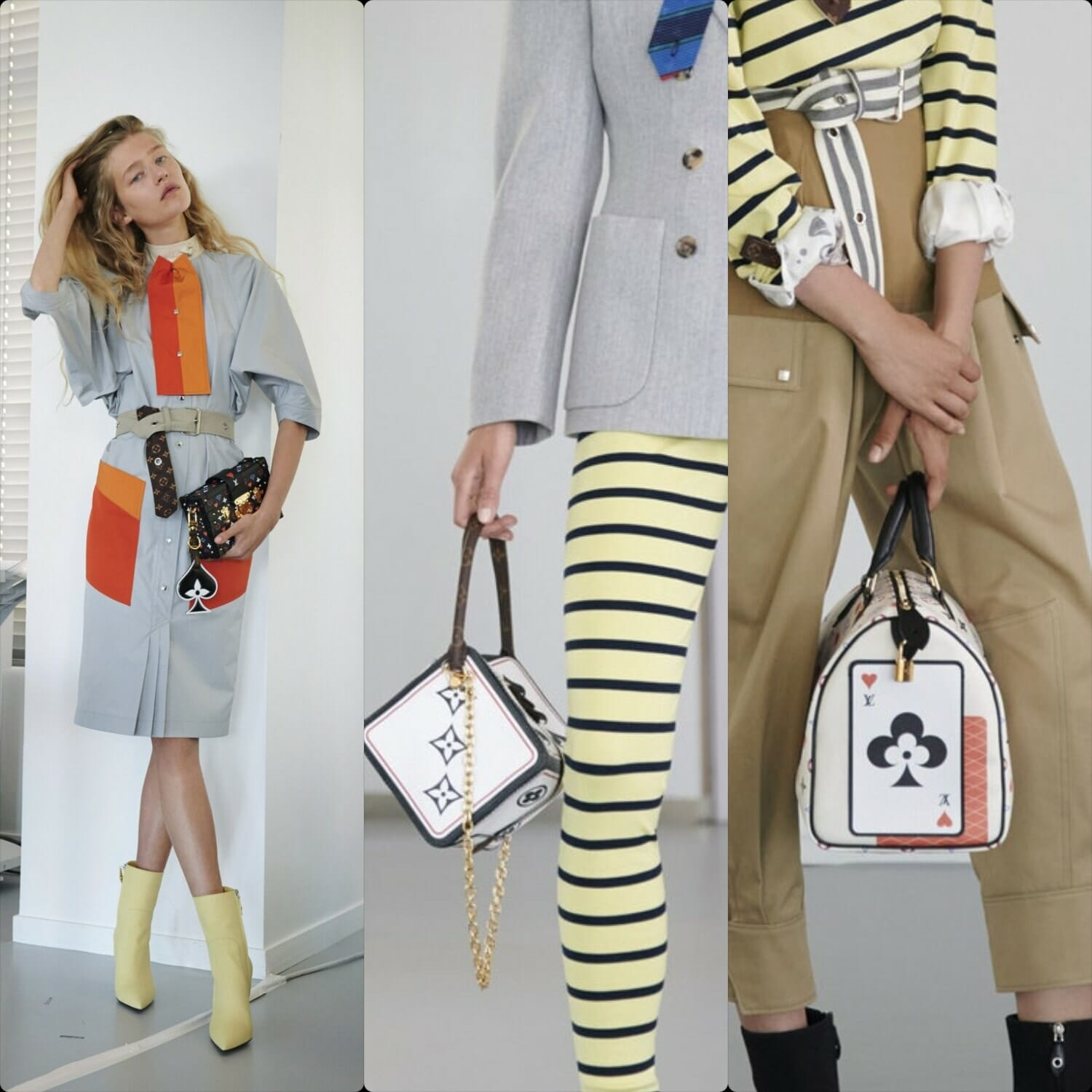 Louis Vuitton Cruise 2021 Resort. RUNWAY MAGAZINE ® Collections. RUNWAY NOW / RUNWAY NEW