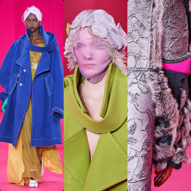 Maison Margiela Haute Couture Spring Summer 2020 Paris. RUNWAY MAGAZINE ® Collections. RUNWAY NOW / RUNWAY NEW