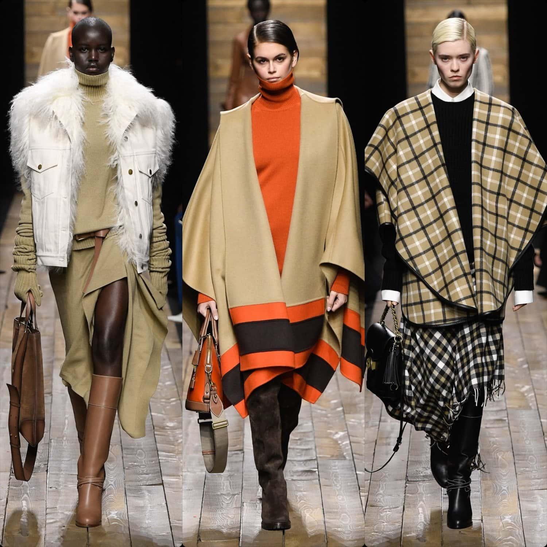 Michael Kors Fall-Winter 2020-2021 New York. RUNWAY MAGAZINE ® Collections. RUNWAY NOW / RUNWAY NEW