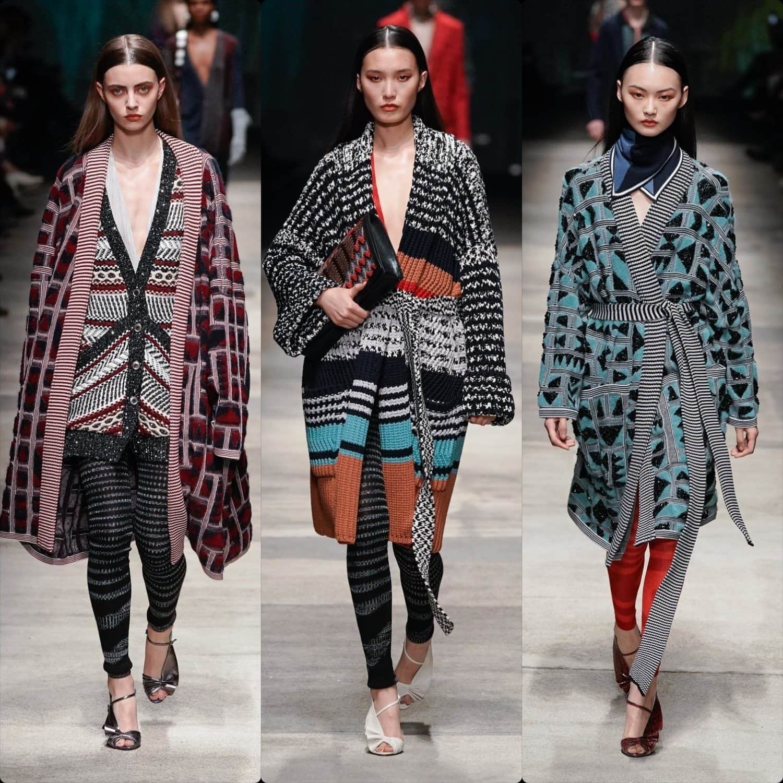 Missoni Fall-Winter 2020-2021 Milan. RUNWAY MAGAZINE ® Collections. RUNWAY NOW / RUNWAY NEW