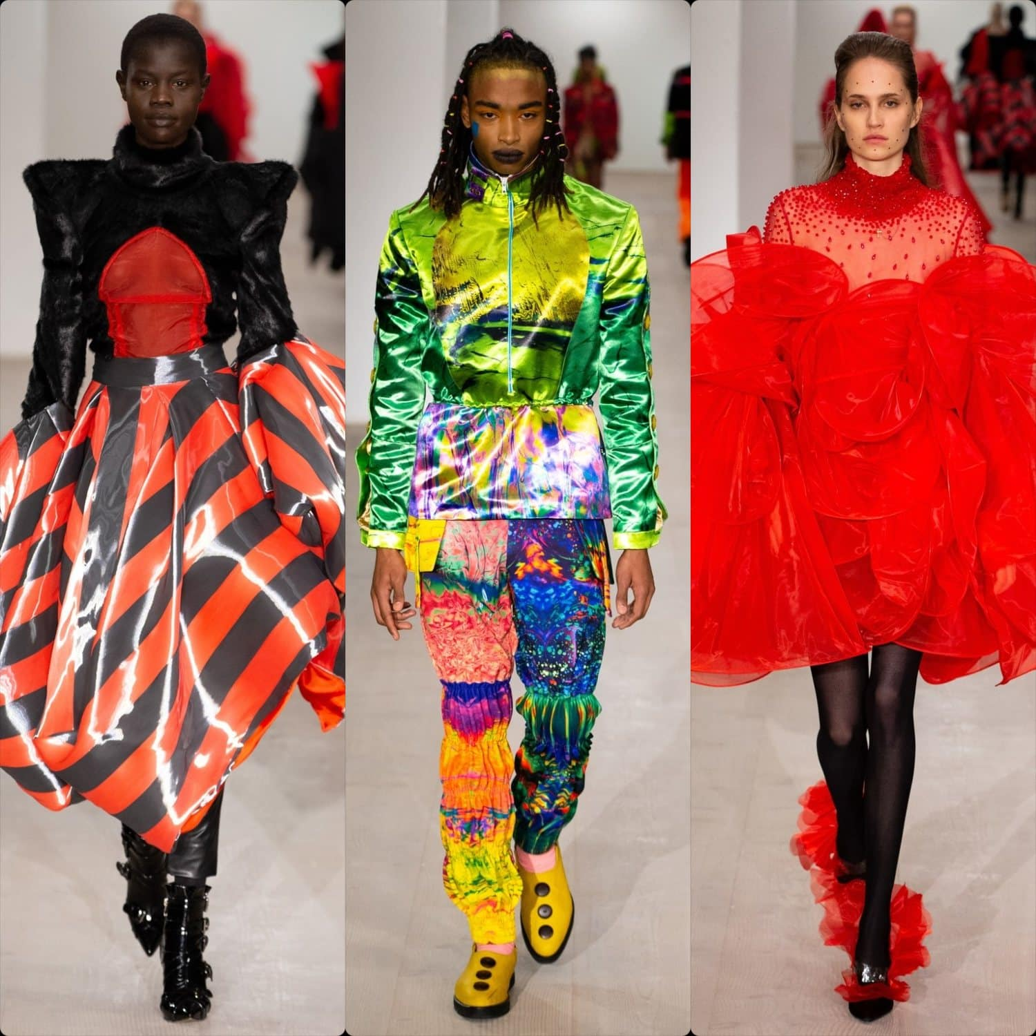 ON\OFF Presents Fall-Winter 2020-2021 London. RUNWAY MAGAZINE ® Collections. RUNWAY NOW / RUNWAY NEW
