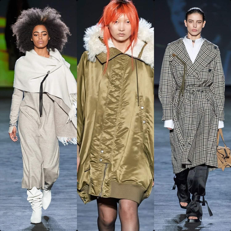 Rag & Bone Fall-Winter 2020-2021 New York Fashion Week. RUNWAY MAGAZINE ® Collections. RUNWAY NOW / RUNWAY NEW