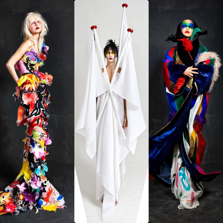 Ronald van der Kemp Haute Couture Fall-Winter 2020-2021. RUNWAY MAGAZINE ® Collections. RUNWAY NOW / RUNWAY NEW
