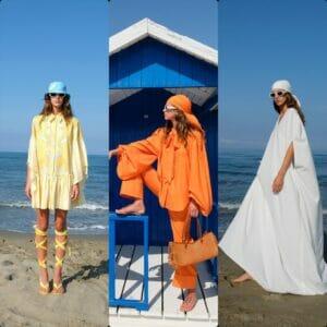 Sara Battaglia Spring Summer 2021 Milan. RUNWAY MAGAZINE ® Collections. RUNWAY NOW / RUNWAY NEW