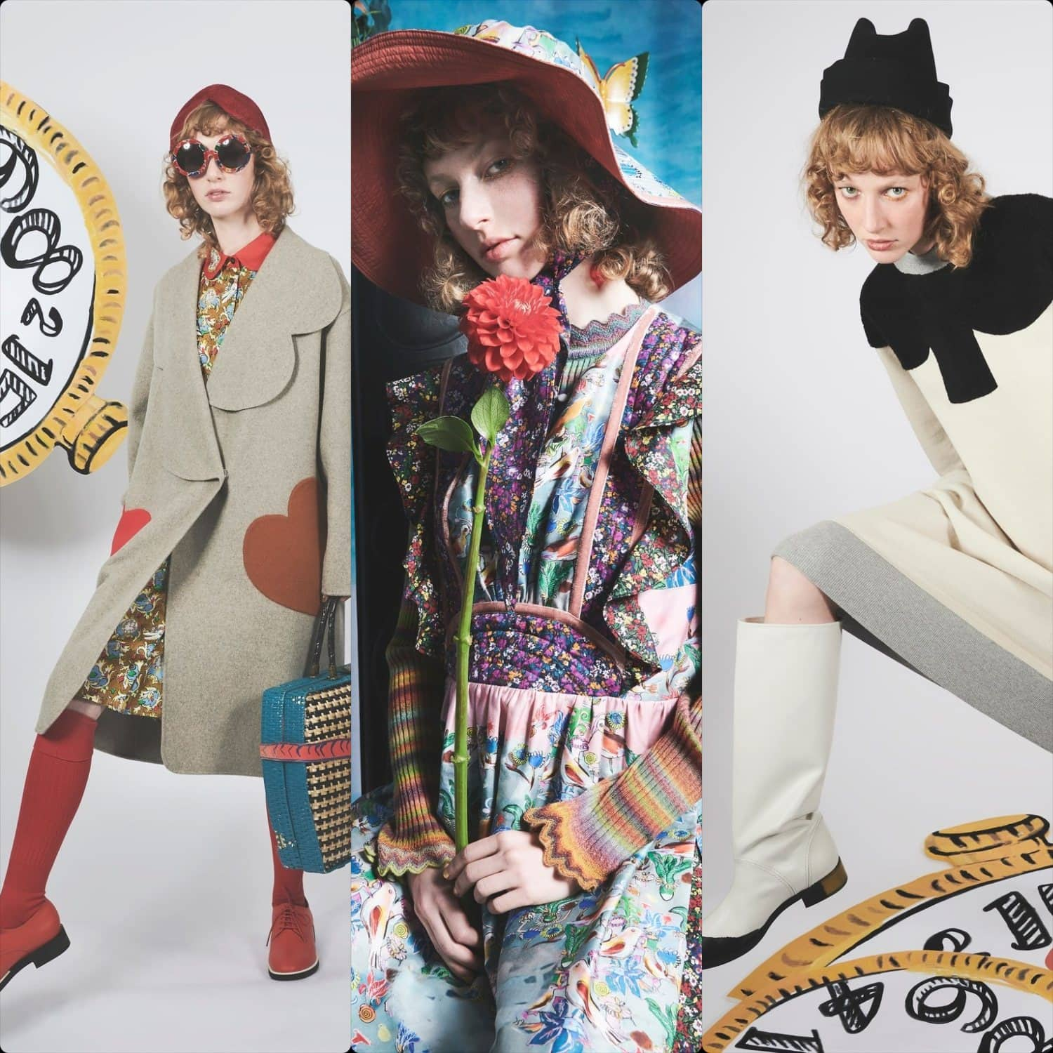 Tsumori Chisato Fall-Winter 2020-2021 Paris Ready-to-Wear. RUNWAY MAGAZINE ® Collections. RUNWAY NOW / RUNWAY NEW