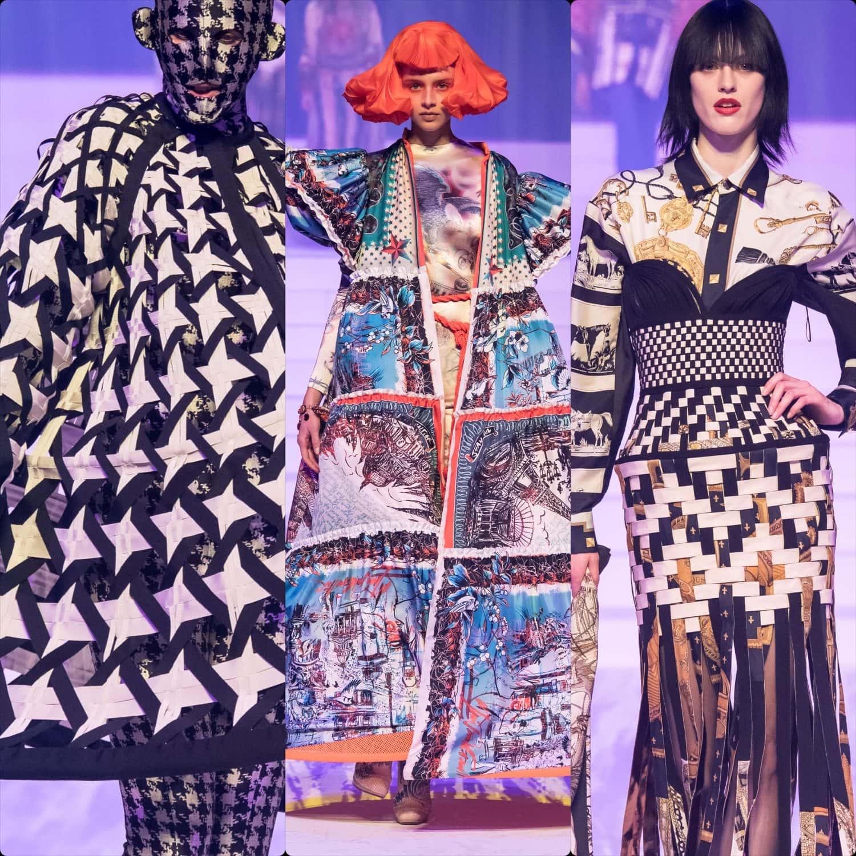 Jean Paul Gaultier Last show Haute Couture Spring Summer 2020. RUNWAY MAGAZINE ® Collections. RUNWAY NOW / RUNWAY NEW