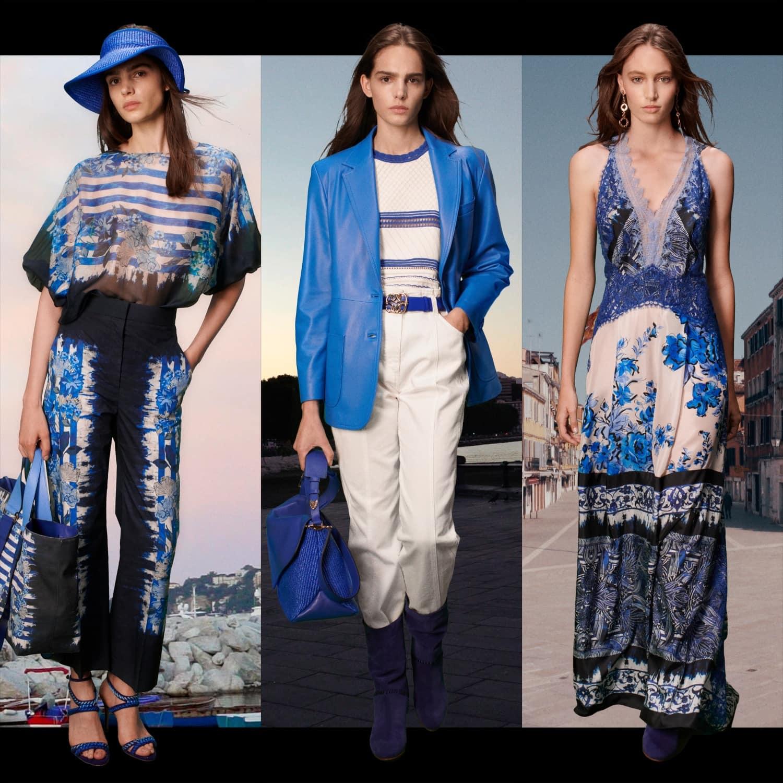 Alberta Ferretti Spring Summer 2021 Resort Cruise - Milan Digital Fashion Week. RUNWAY MAGAZINE ® Collections. RUNWAY NOW / RUNWAY NEW