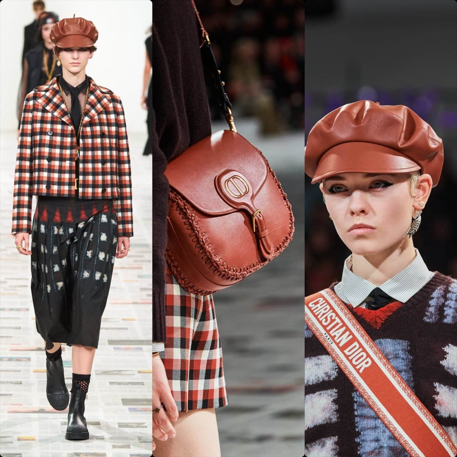 Christian Dior Fall-Winter 2020-2021 Duds collection Paris. RUNWAY MAGAZINE ® Collections. RUNWAY NOW / RUNWAY NEW