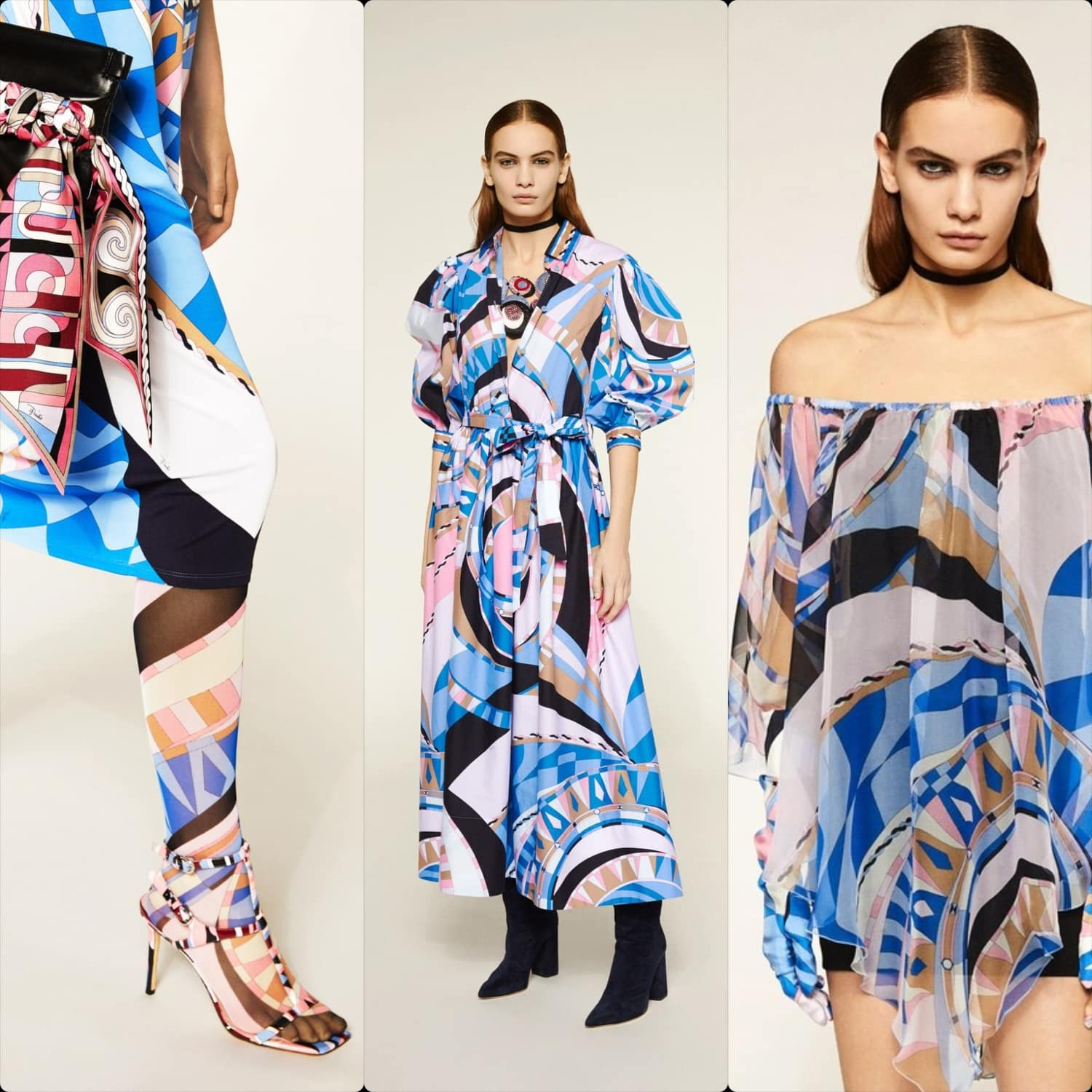 Emilio Pucci Pre-Fall 2020 Milan. RUNWAY MAGAZINE ® Collections. RUNWAY NOW / RUNWAY NEW