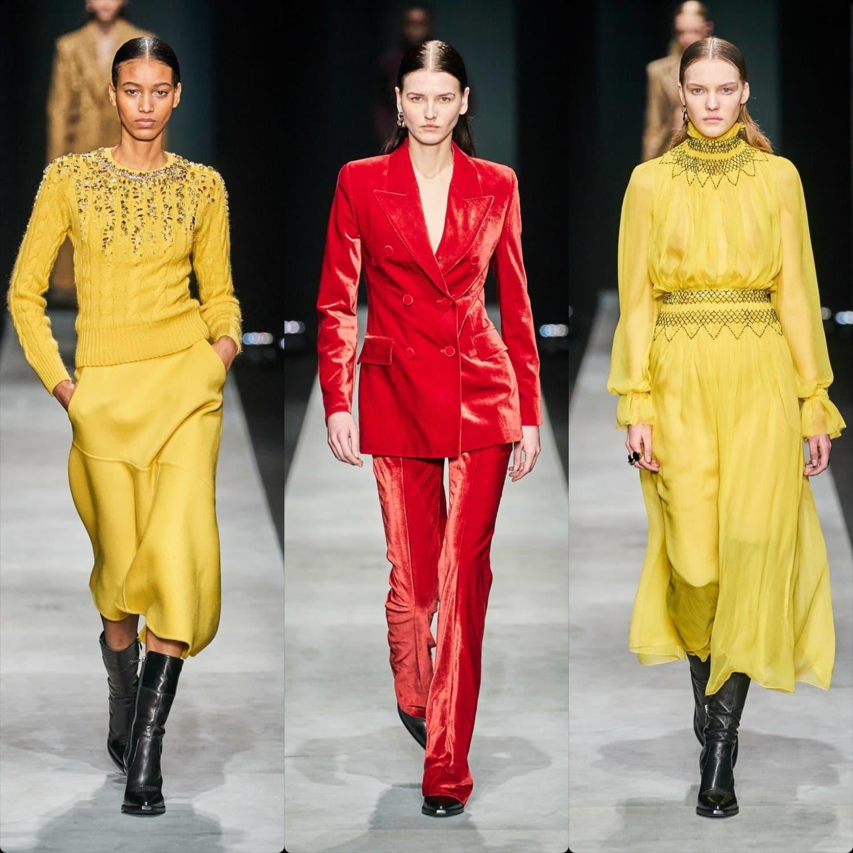 Ermanno Scervino Fall-Winter 2020-2021 Milan. RUNWAY MAGAZINE ® Collections. RUNWAY NOW / RUNWAY NEW