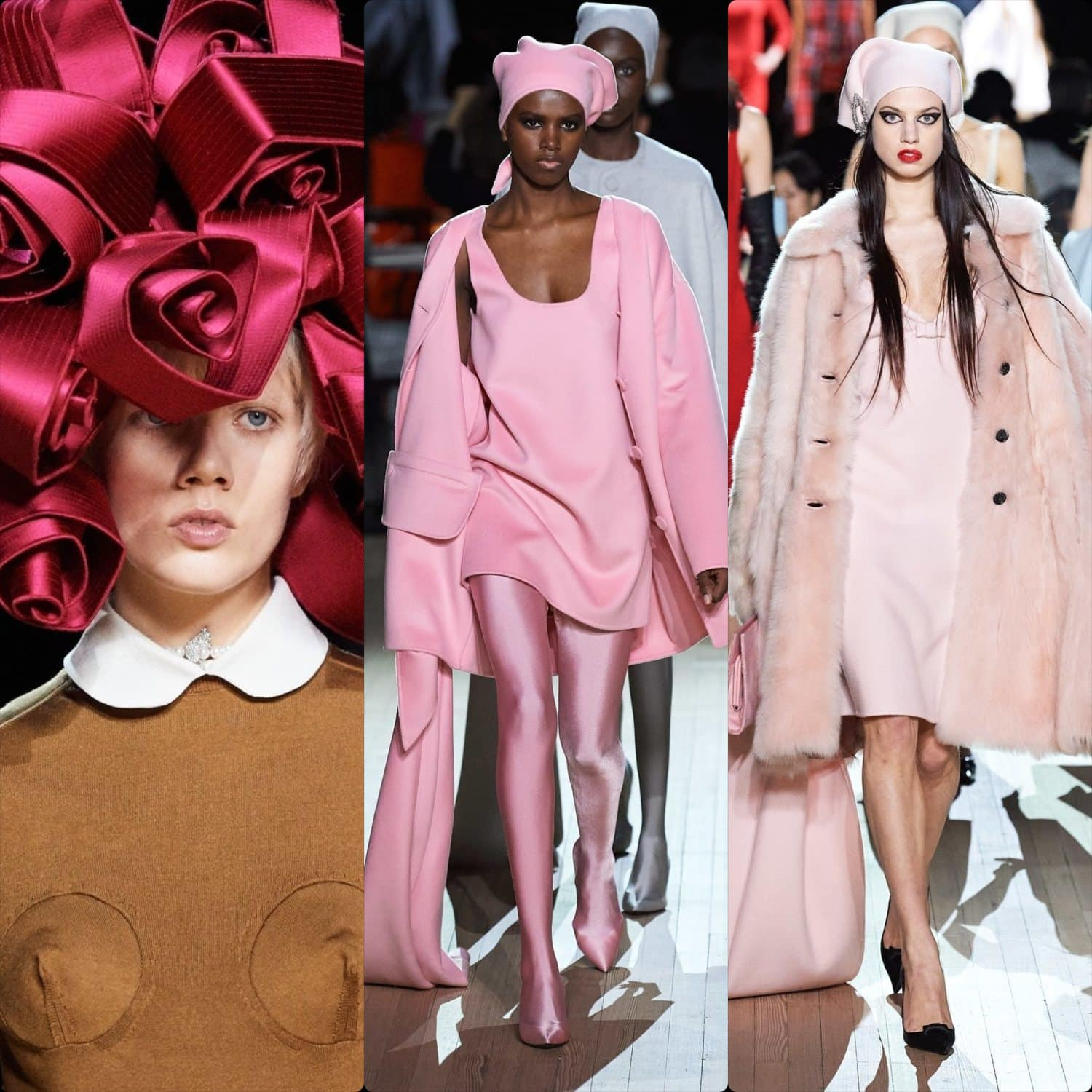 Marc Jacobs Fall-Winter 2020-2021 New York. RUNWAY MAGAZINE ® Collections. RUNWAY NOW / RUNWAY NEW