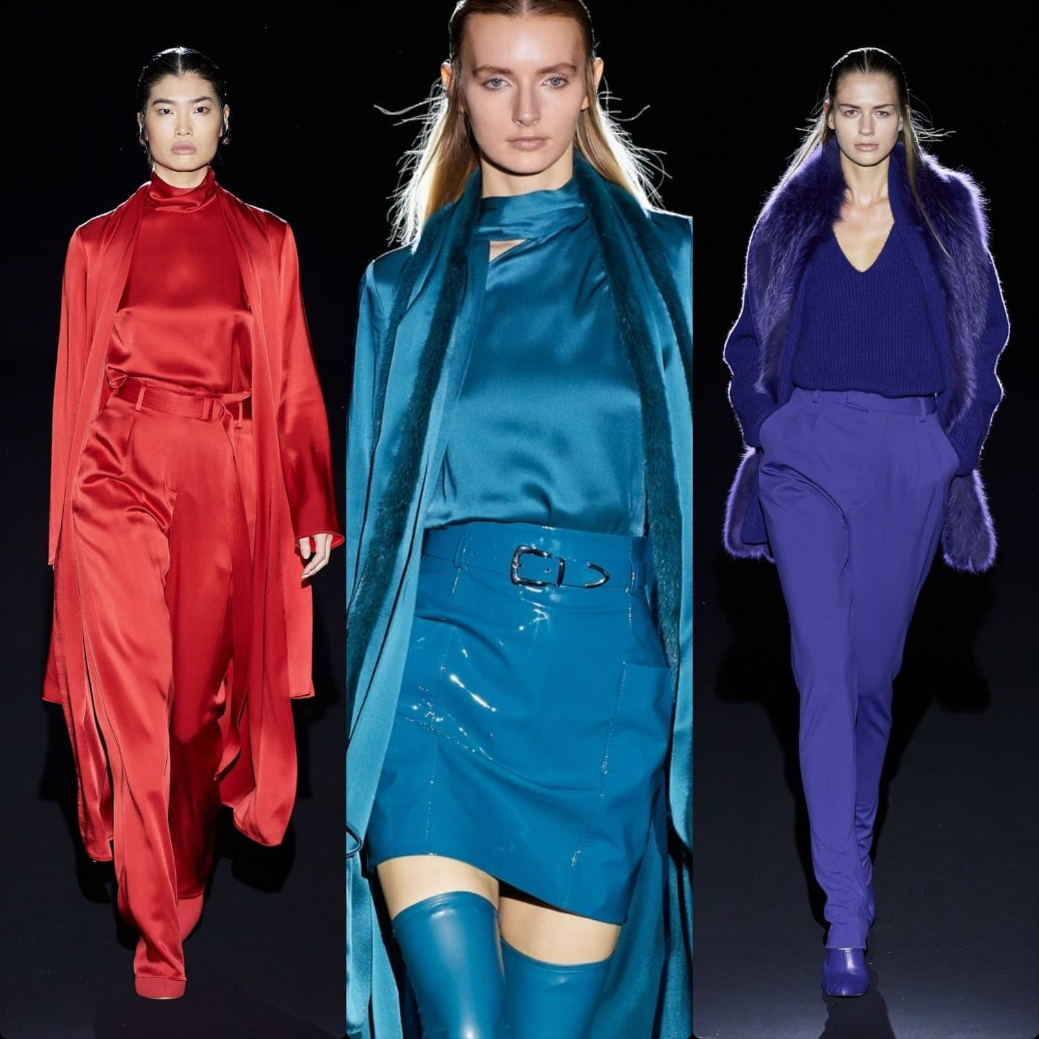 Sally Lapointe Fall-Winter 2020-2021 New York. RUNWAY MAGAZINE ® Collections. RUNWAY NOW / RUNWAY NEW