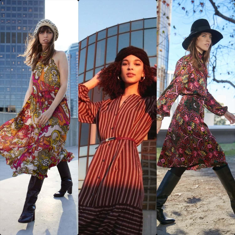 Trina Turk Fall-Winter 2020-2021 New York Fashion Week. RUNWAY MAGAZINE ® Collections. RUNWAY NOW / RUNWAY NEW