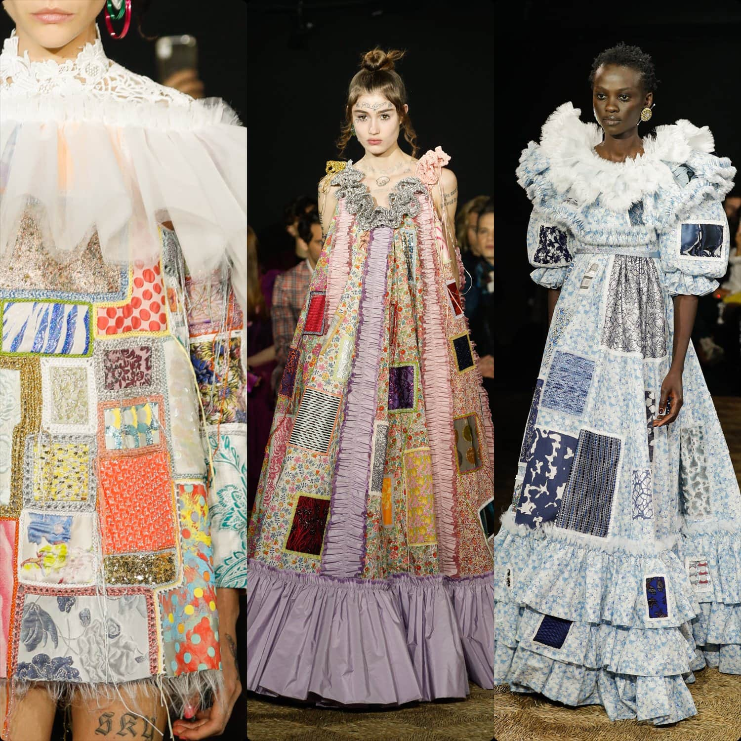 Viktor & Rolf Haute Couture Spring Summer 2020 Paris Fashion Week. RUNWAY MAGAZINE ® Collections. RUNWAY NOW / RUNWAY NEW