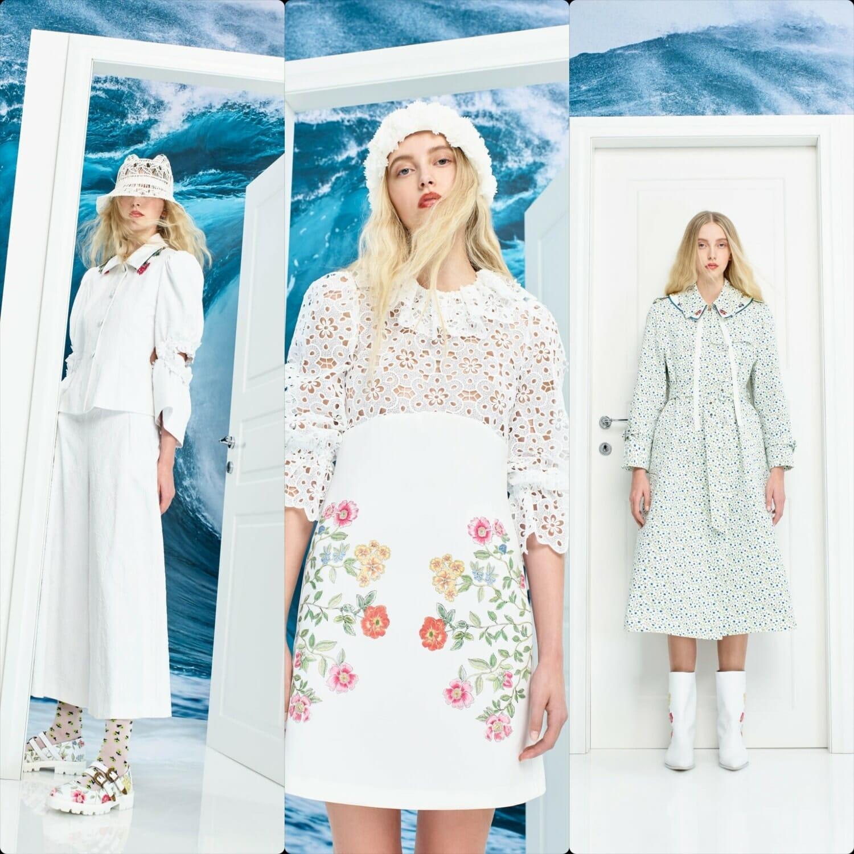 Vivetta Resort 2021 Milan Digital Fashion Week. RUNWAY MAGAZINE ® Collections. RUNWAY NOW / RUNWAY NEW