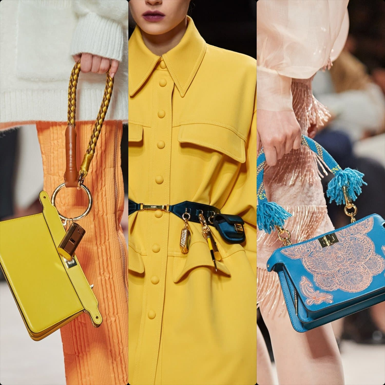 Fendi Fall-Winter 2020-2021 Milan. RUNWAY MAGAZINE ® Collections. RUNWAY NOW / RUNWAY NEW