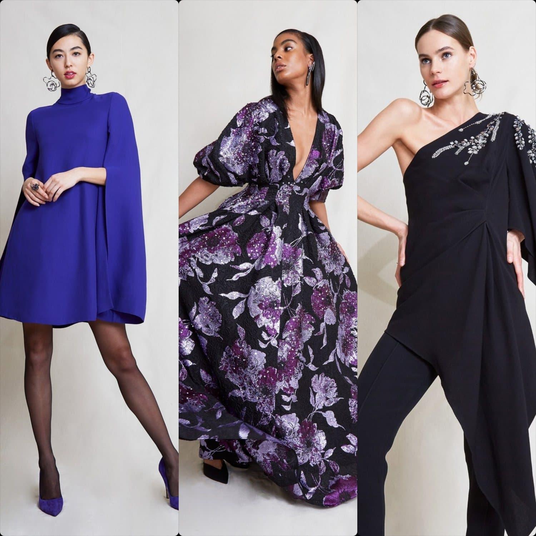 Josie Natori Fall-Winter 2020-2021 New York. RUNWAY MAGAZINE ® Collections. RUNWAY NOW / RUNWAY NEW