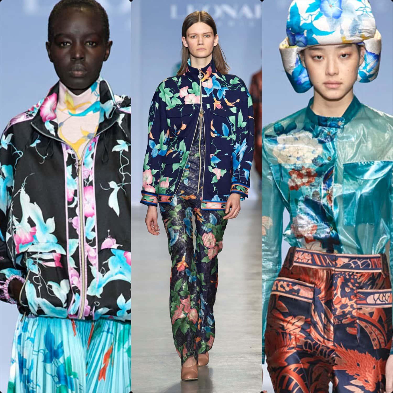 Leonard Fall-Winter 2020-2021 Paris. RUNWAY MAGAZINE ® Collections. RUNWAY NOW / RUNWAY NEW
