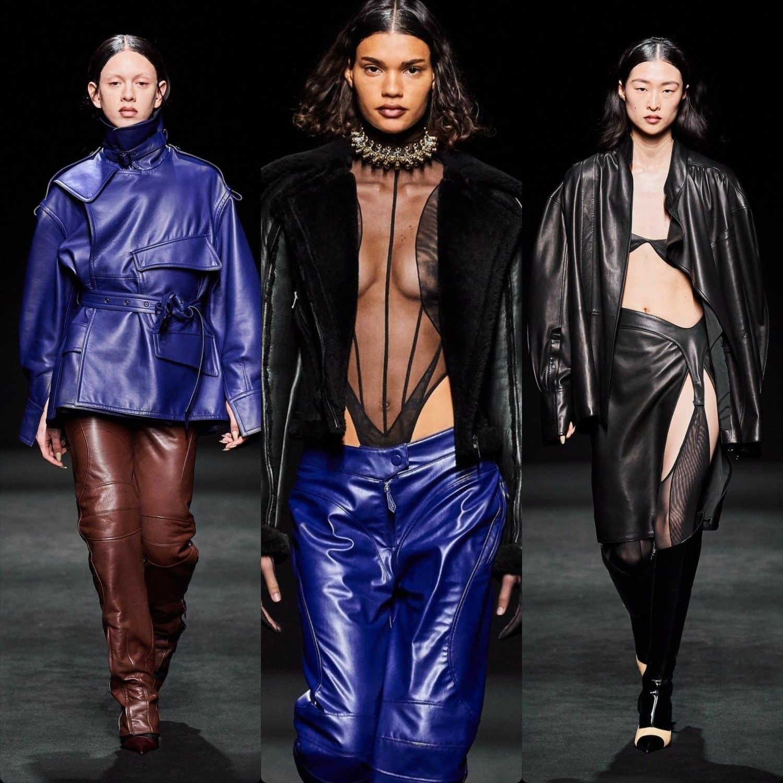 Mugler Fall-Winter 2020-2021 Paris. RUNWAY MAGAZINE ® Collections. RUNWAY NOW / RUNWAY NEW