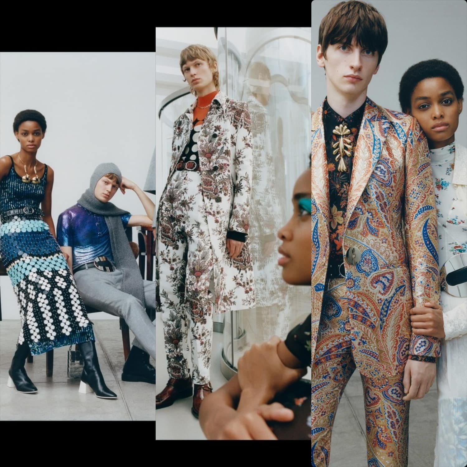 Paco Rabanne Pre-Fall 2020 Paris. RUNWAY MAGAZINE ® Collections. RUNWAY NOW / RUNWAY NEW