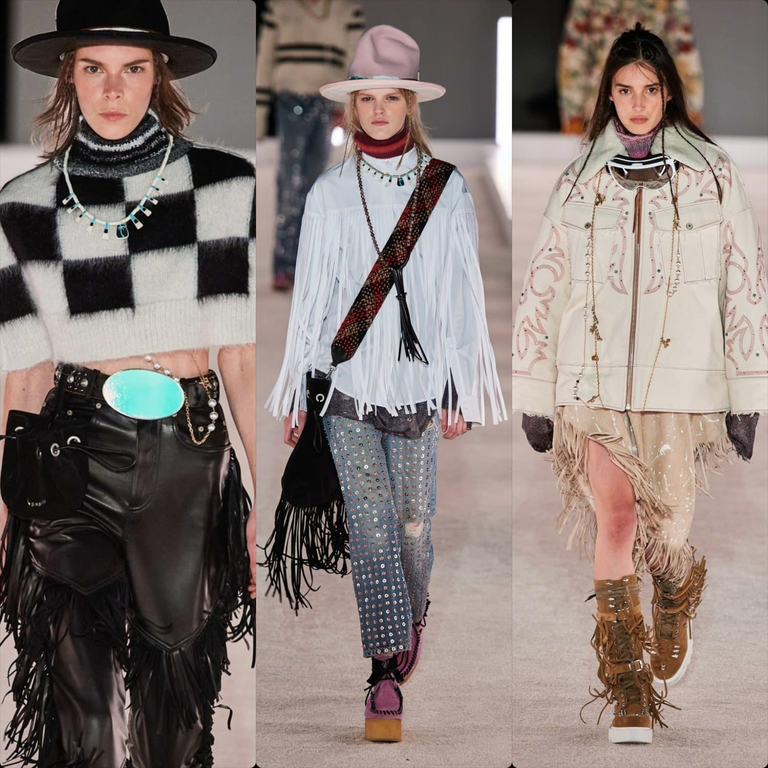 Palm Angels Fall-Winter 2020-2021 New York Fashion Week Ready-to-Wear. RUNWAY MAGAZINE ® Collections. RUNWAY NOW / RUNWAY NEW