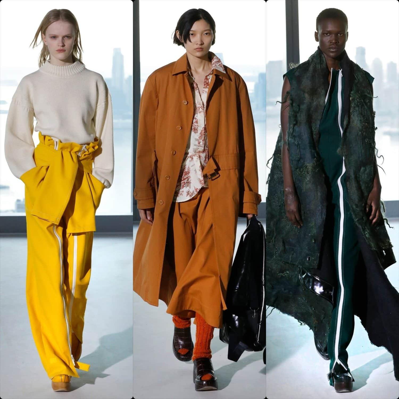 Sies Marjan Fall-Winter 2020-2021 New York. RUNWAY MAGAZINE ® Collections. RUNWAY NOW / RUNWAY NEW