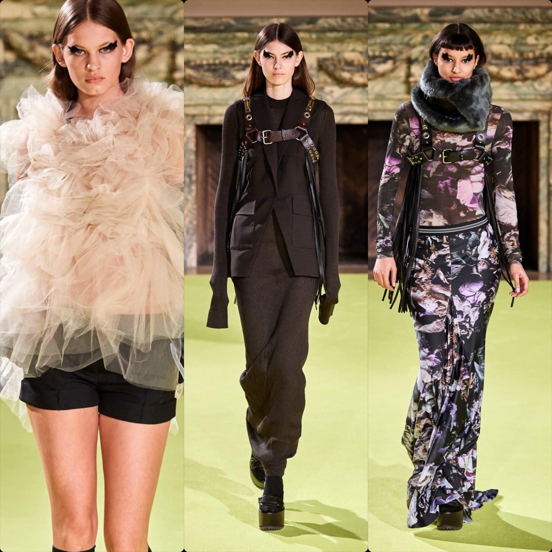 Vera Wang Fall-Winter 2020-2021 New York. RUNWAY MAGAZINE ® Collections. RUNWAY NOW / RUNWAY NEW