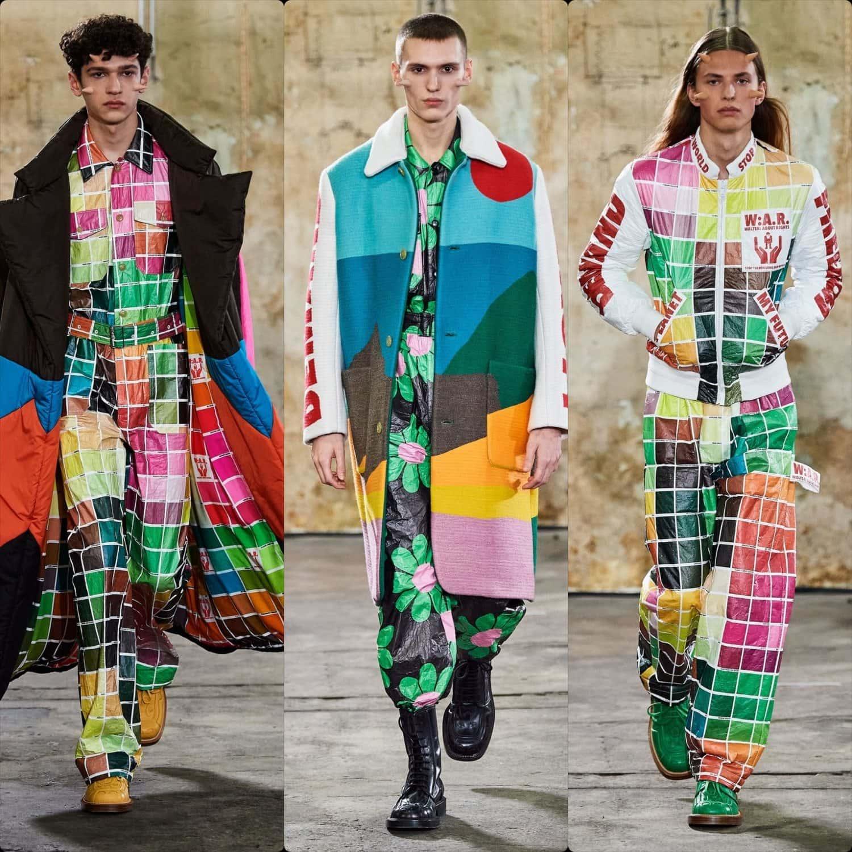 Walter Van Beirendonck Fall-Winter 2020-2021 Paris Men Fashion Week. RUNWAY MAGAZINE ® Collections. RUNWAY NOW / RUNWAY NEW