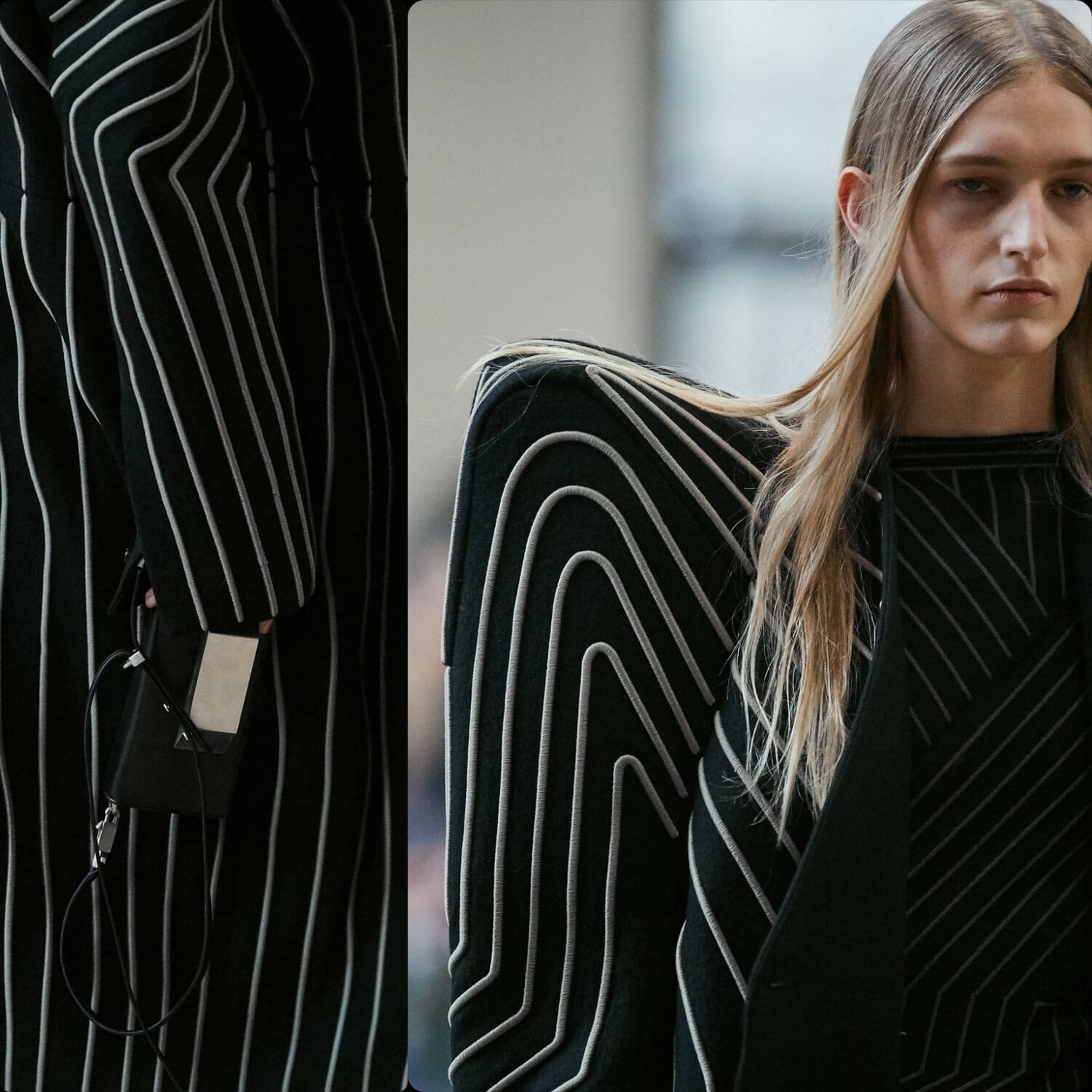 Rick Owens Fall-Winter 2020-2021 Paris. RUNWAY MAGAZINE ® Collections. RUNWAY NOW / RUNWAY NEW