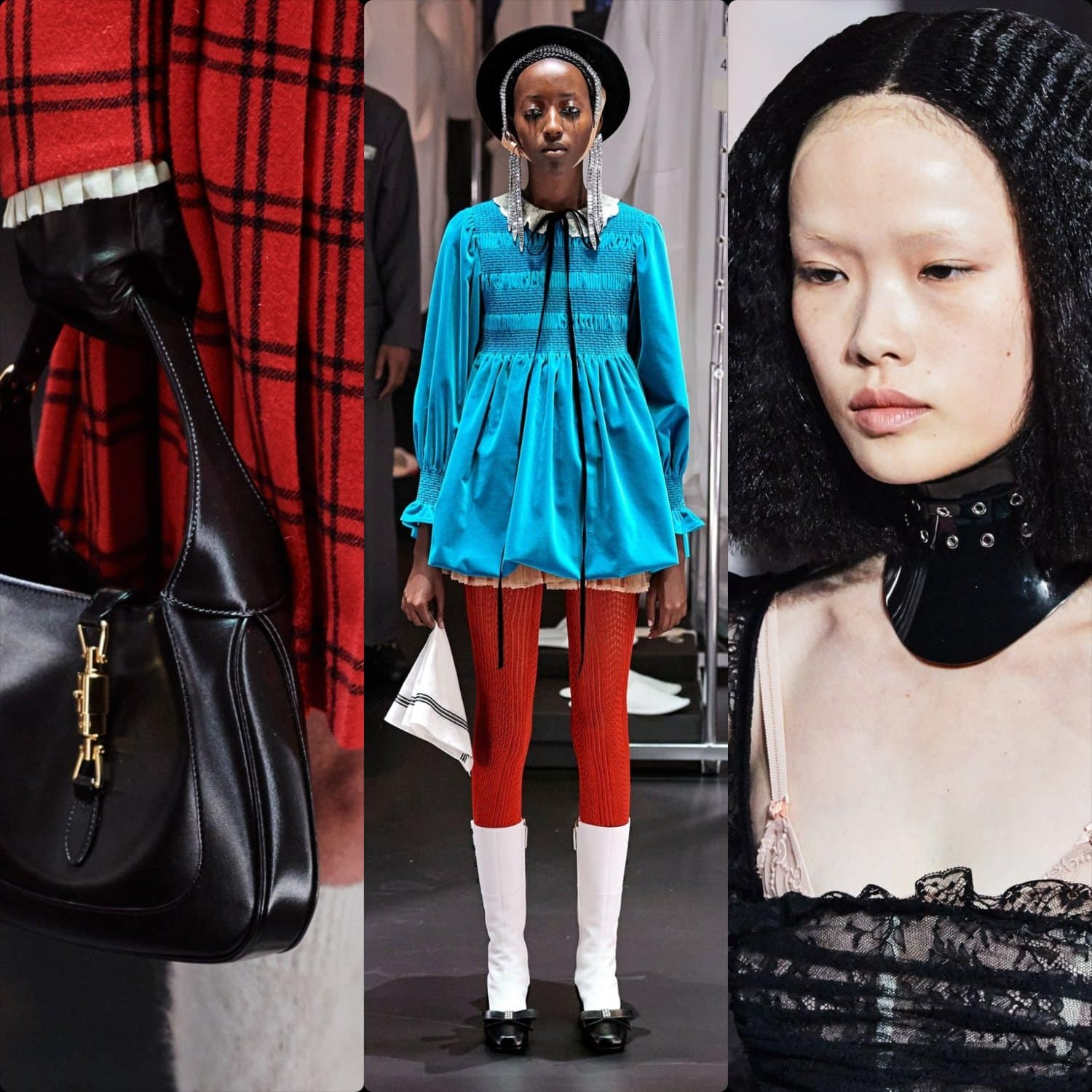Gucci Fall-Winter 2020-2021 Milan. RUNWAY MAGAZINE ® Collections. RUNWAY NOW / RUNWAY NEW